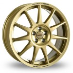 Speedline Turini in Gold
