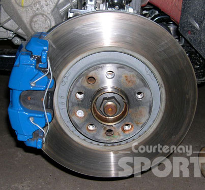 322mm Brake Upgrade Full Size Image - Click Here