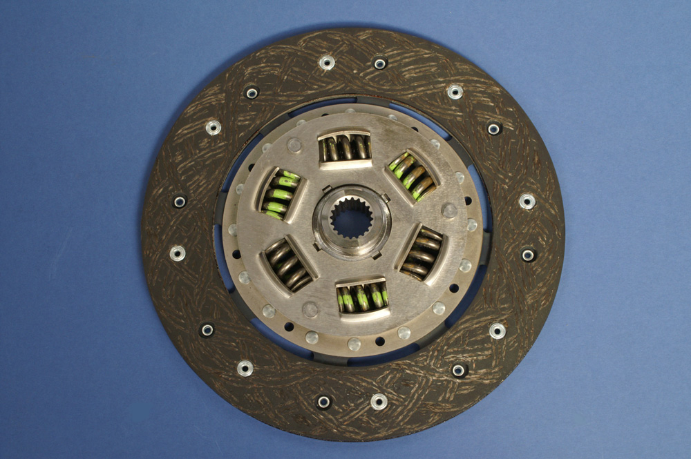 Uprated 228mm Sprung Disc for Z16LEx/M32 with 228mm Lightweight Flywheel