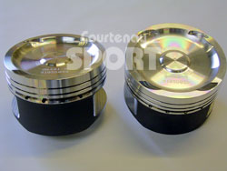High Yield Forged Pistons